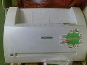 лазерный принтер оргтехника