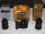 фор продажи: бранд нев Nikon D3s,  Nikon D3X,  Canon Mark 5d%%%