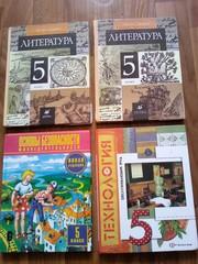 Продам учебники за 5 - 6 класс