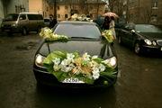Свадобное оформление машины