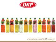 напитки Aloe Vera OKF Ю.Корея в ассортименте