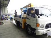 Hyundai Mighty 3.5t 2011 + Soosan 323