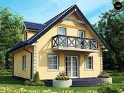 Проекты домов из газобетона. Владивосток