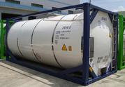 Танк-контейнер T11 для дизельного топлива ДТ,  бензин
