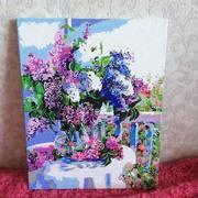 Картины - раскраски по номерам ОПТОМ от 300 рублей!