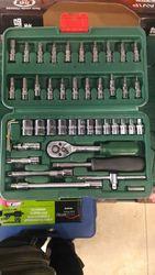 Набор инструментов SATAVIP 10046 46 предметов