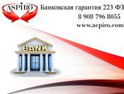 Банковская гарантия 223 фз для Владивостока