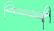 Кровати металлические оптом от прямого производителя,  дешево