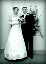 Продам свадебное платье 48-50 размера