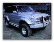 Toyota Land Cruiser,  1992 год